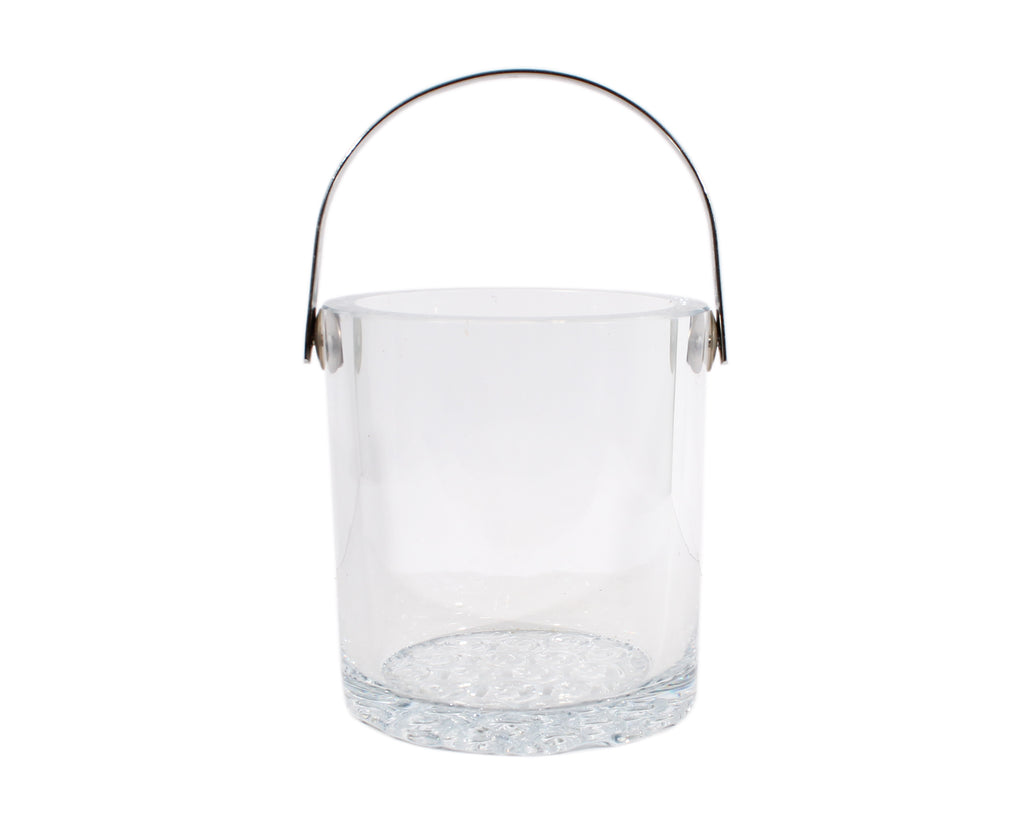 Strombergshyttan Swedish Crystal Ice Bucket