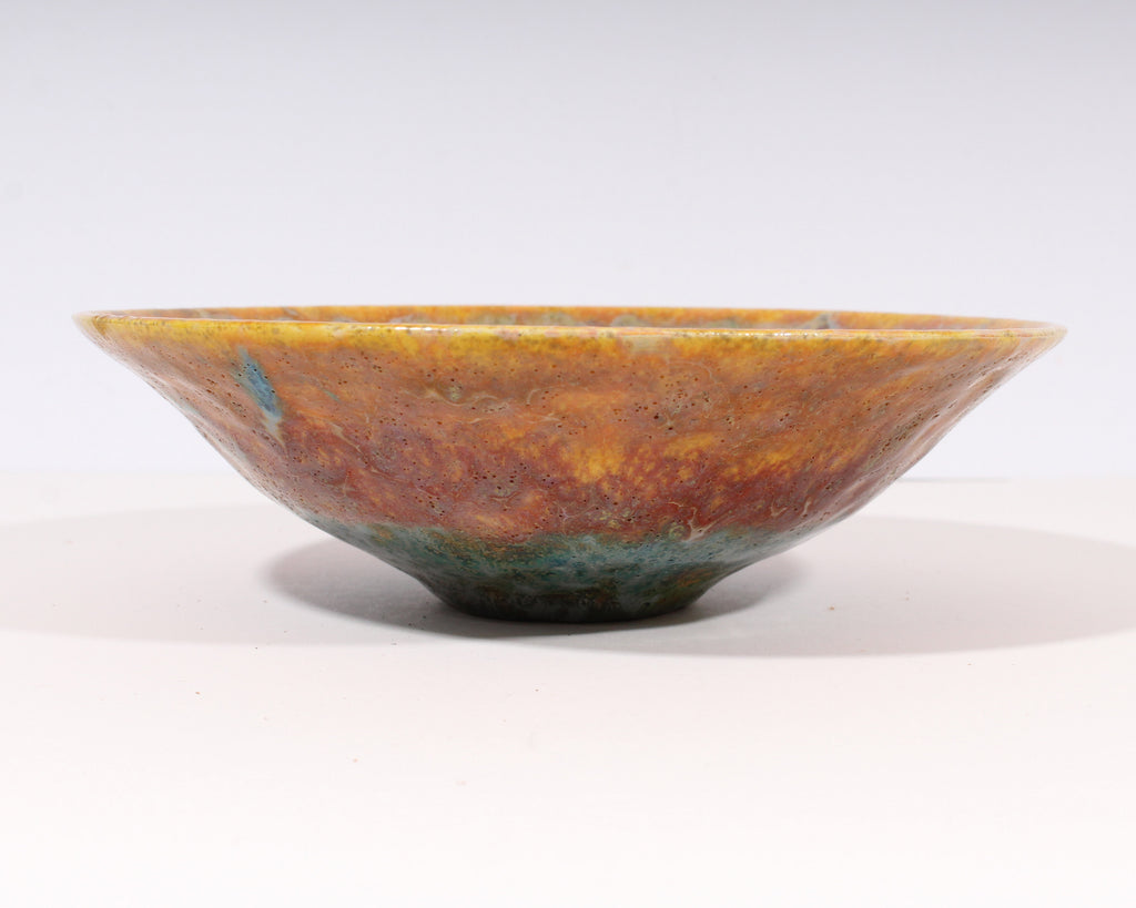 Paul Katrich 2002 Vessel #463 Studio Pottery Bowl