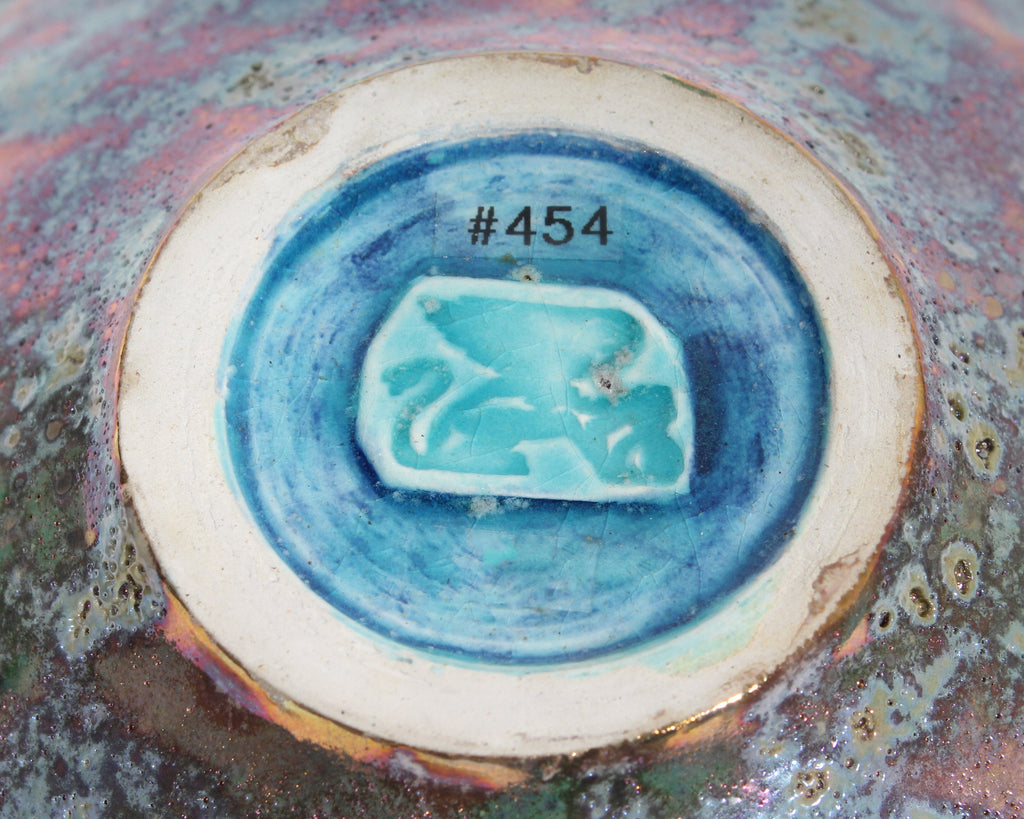 Paul Katrich 2002 Vessel #454 Studio Pottery Bowl