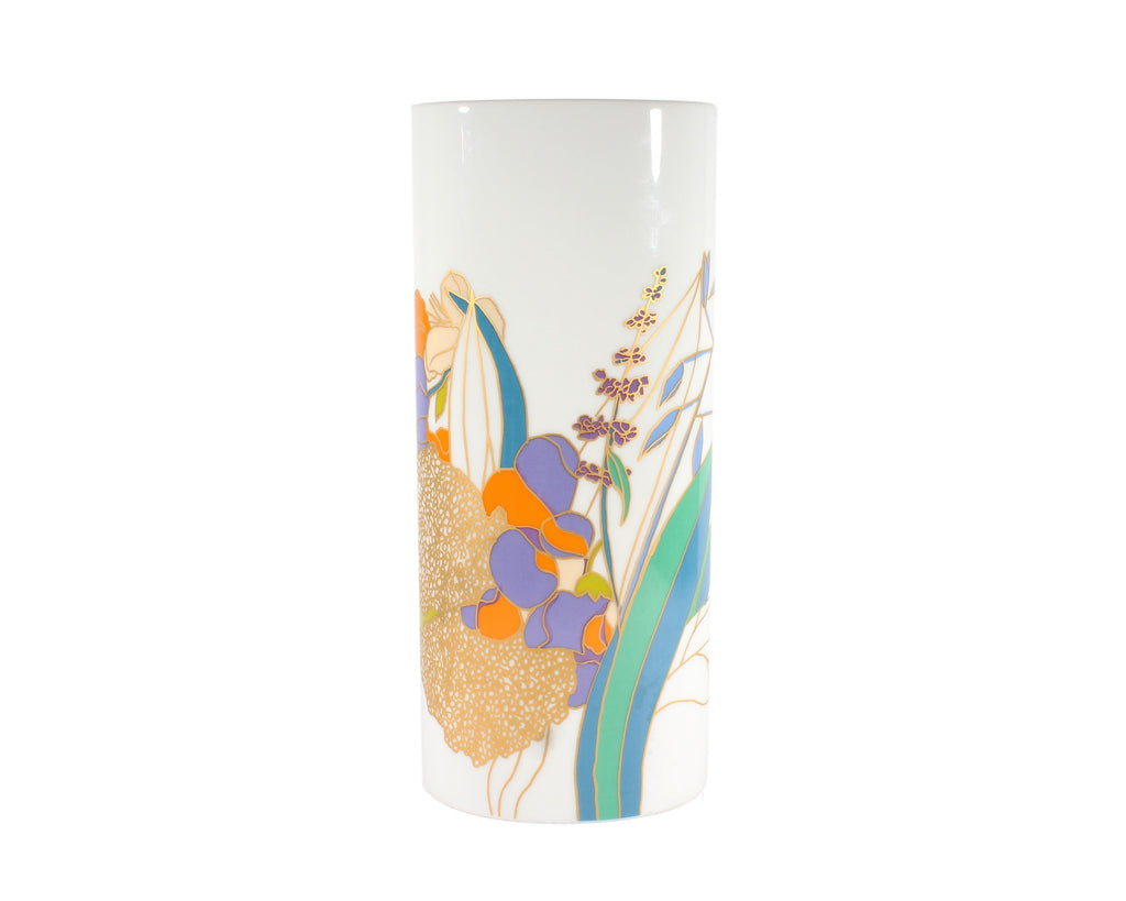 Wolf Bauer Rosenthal Germany Studio-Linie Porcelain Vase