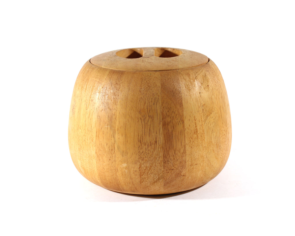 Jens Quistgaard for Dansk Wooden Ice Bucket