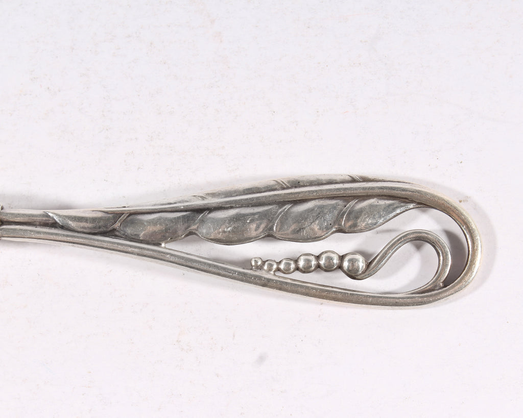 Georg Jensen No. 42 Sterling Silver Spoon