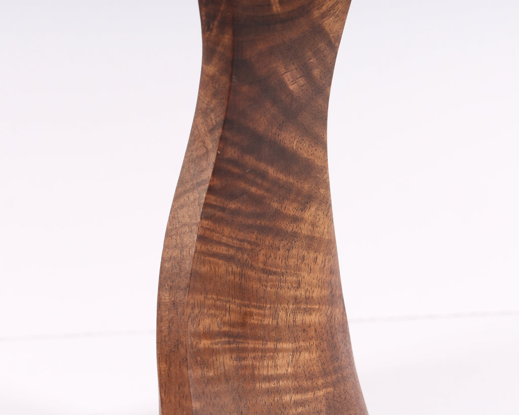 Klaus Otten Abstract Wooden Biomorphic Sculptures