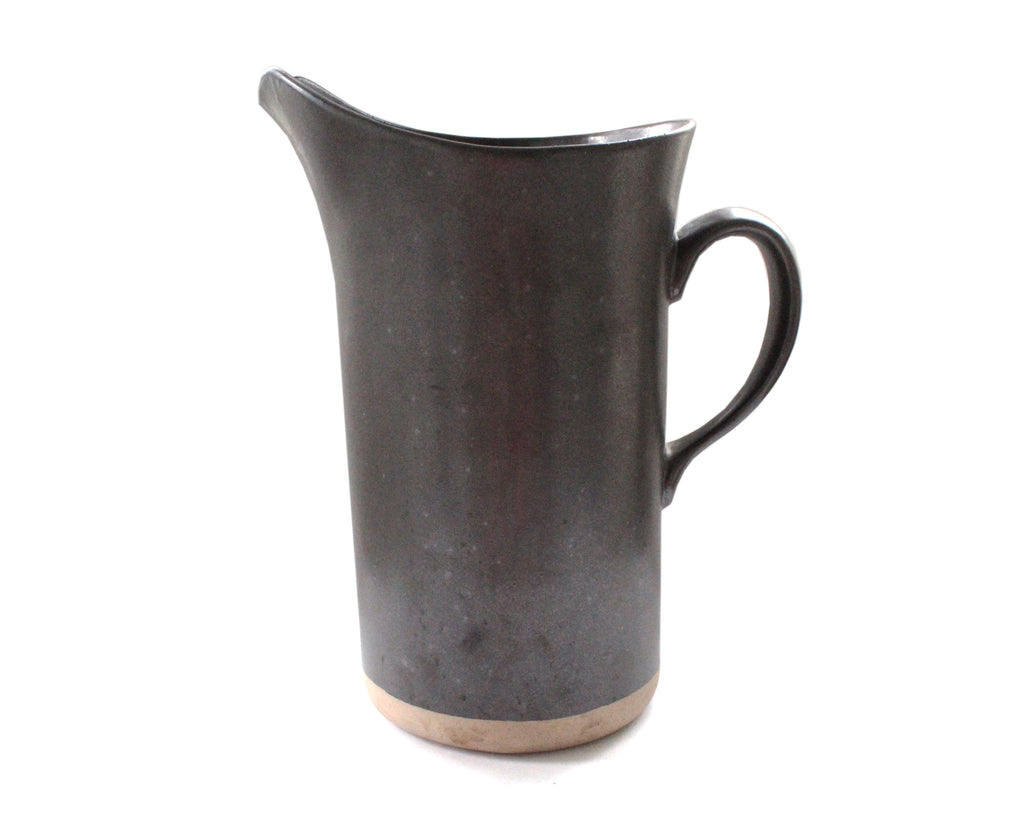 Vintage Mid-Century Martz Marshall Studios Brown Pitcher