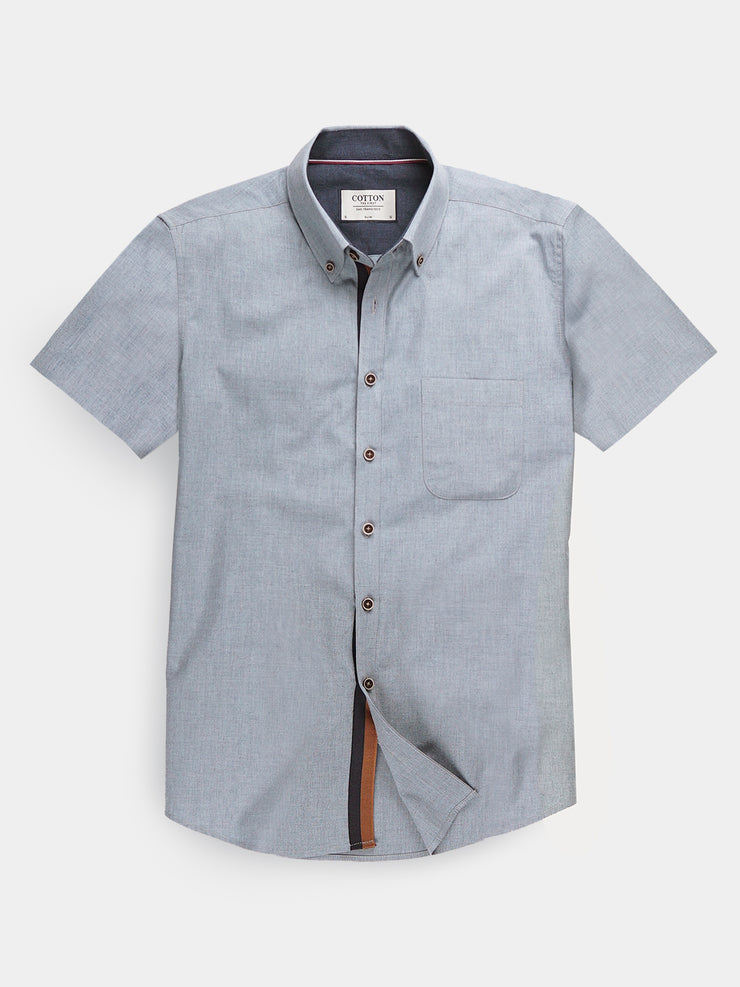 Men's Short-Sleeve Shirt