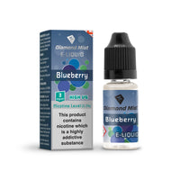 Diamond Mist Blueberry 3mg E-Liquid