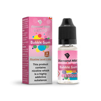 Diamond Mist Bubblegum 18mg E-Liquid