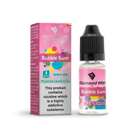 Diamond Mist Bubblegum 3mg E-Liquid