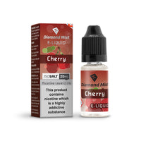 Diamond Mist Cherry 10mg Nic Salt E-Liquid