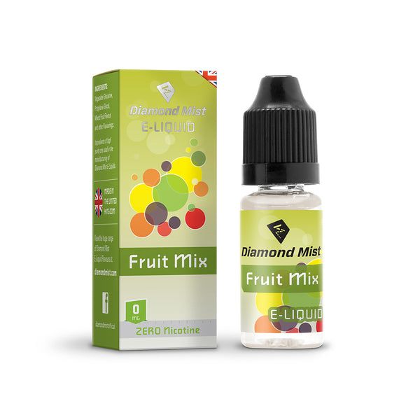Diamond Mist Fruit Mix 0mg E-Liquid