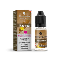Diamond Mist Havana 12mg E-Liquid