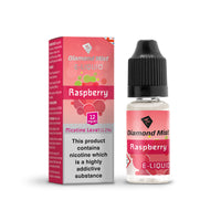 Diamond Mist Raspberry 12mg E-Liquid