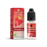 Diamond Mist Strawberry 0mg E-Liquid