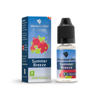 Diamond Mist Summer Breeze 0mg E-Liquid
