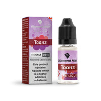 Diamond Mist Toonz 10mg Nic Salt E-Liquid