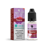 Diamond Mist Toonz 3mg E-Liquid