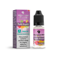 Diamond Mist Tutti Frutti 3mg E-Liquid