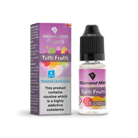 Diamond Mist Tutti Frutti 0mg E-Liquid