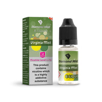 Diamond Mist Virginia Mist 12mg E-Liquid