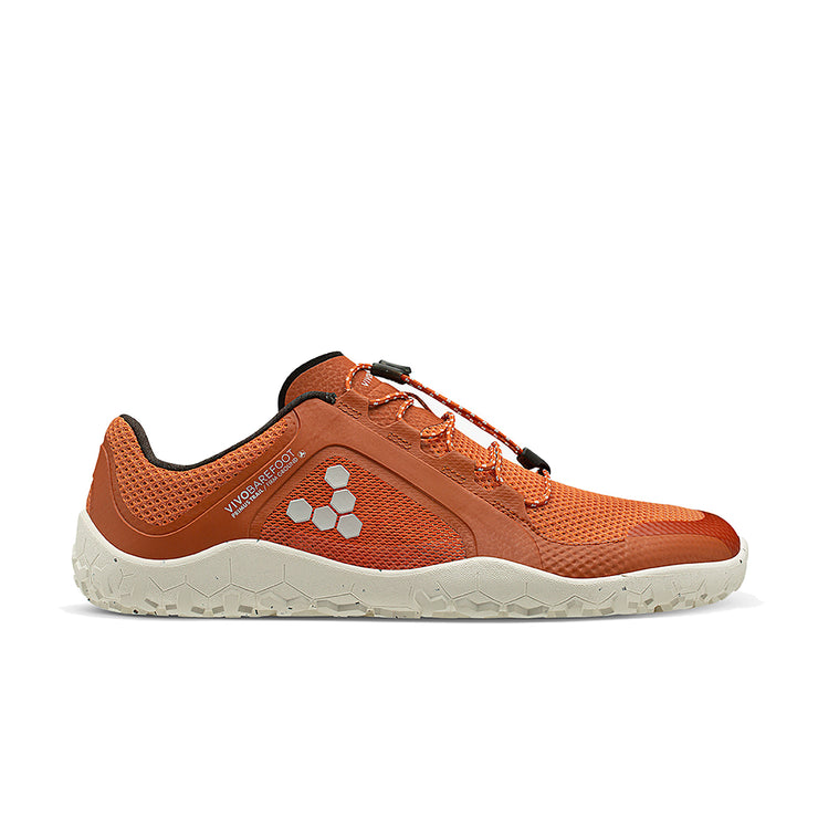 Vivobarefoot Primus Trail Recycled FG Mens Burnt Orange