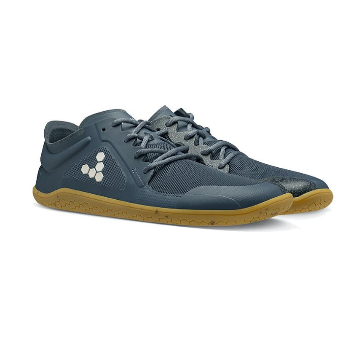Vivobarefoot Primus Lite III Mens Deep Sea Blue Pair