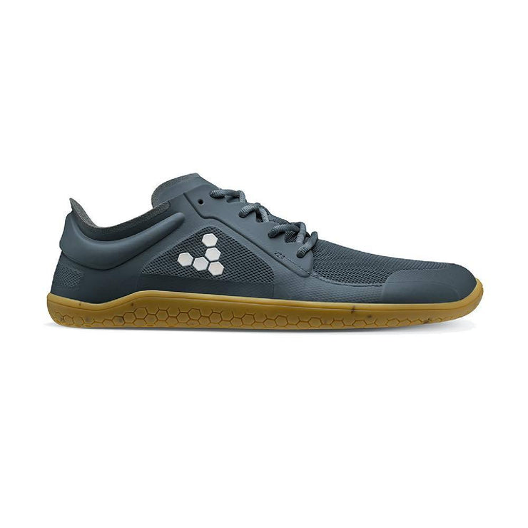 Vivobarefoot Primus Lite III Mens Deep Sea Blue Side