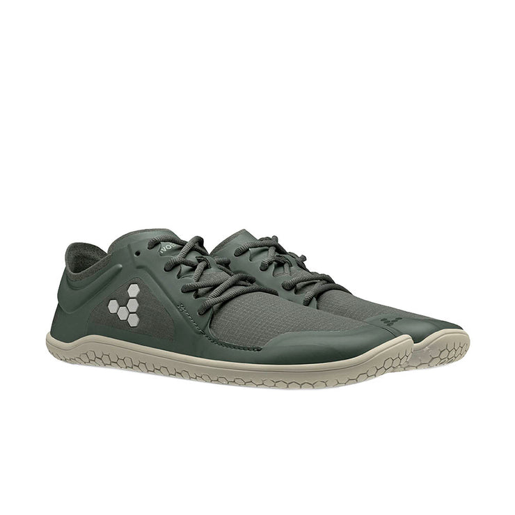 Vivobarefoot Primus Lite III All Weather Mens Charcoal Pair