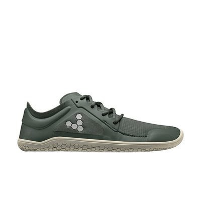 Vivobarefoot Primus Lite III All Weather Mens Charcoal Side