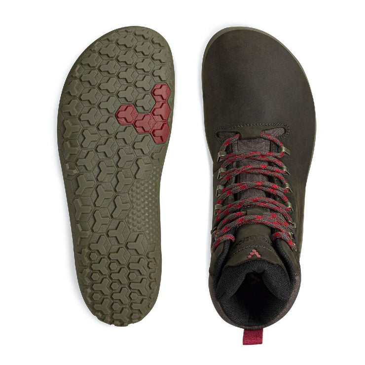 Vivobarefoot Tracker II FG Bracken Mens Sole and Top