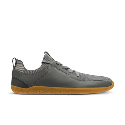 Vivobarefoot Primus Knit Wool Mens Graphite