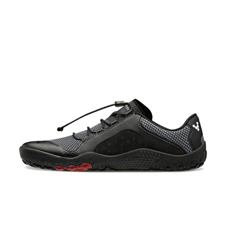 Vivobarefoot Primus Trail FG Womens Charcoal Black