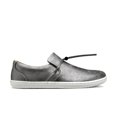 Vivobarefoot Ra Slip On Womens Graphite