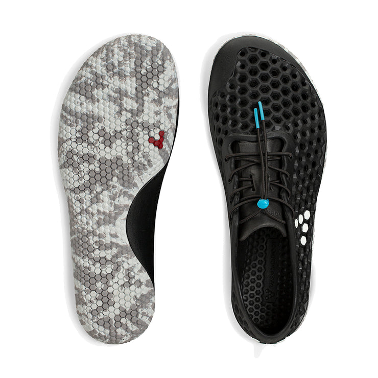 Vivobarefoot Ultra 3 Bloom Womens Obsidian