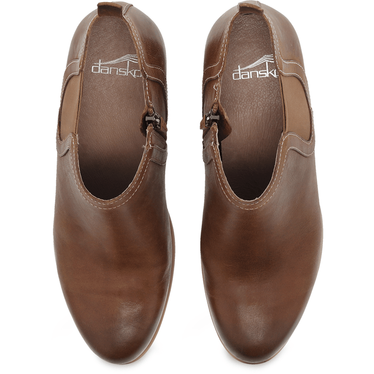 DANSKO Harlene Tan Waxy Burnished