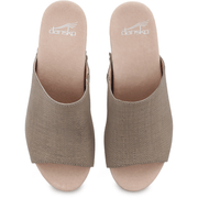 DANSKO Maci Taupe Textured Leather