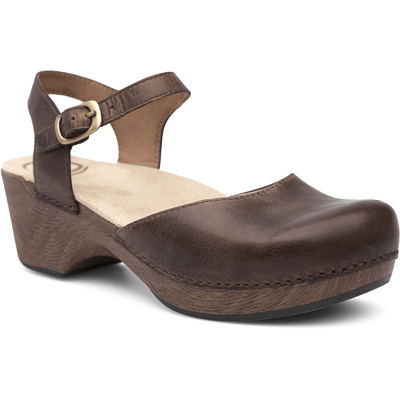 DANSKO Sam Teak Vintage Pull Up