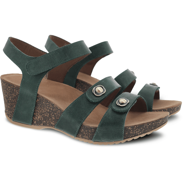 DANSKO Savannah Green Waxy Burnished