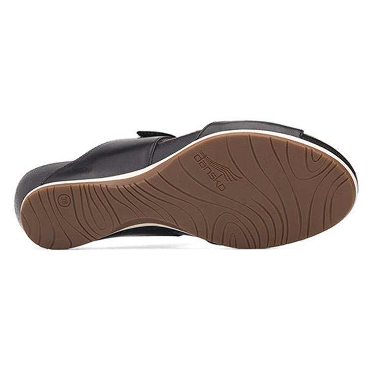 DANSKO Vienna Black Full Grain