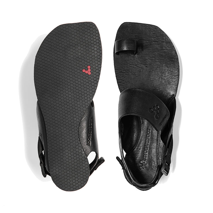 Vivobarefoot Atani Womens Leather Black/Hide