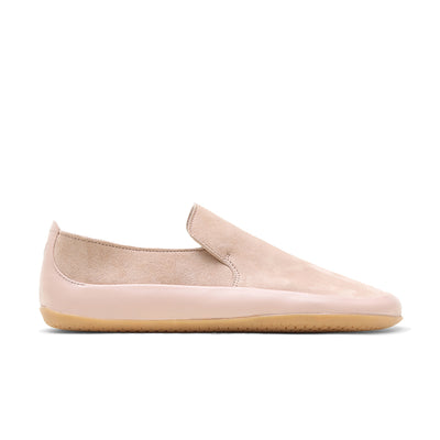 Vivobarefoot Opanka Leather Womens Pink Granite