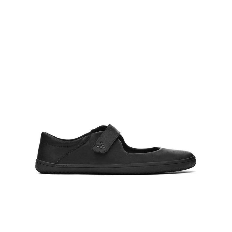 Vivobarefoot Wyn Junior Black