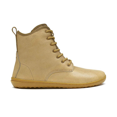 Vivobarefoot Scott 2.0 Desert Mens Tan Leather