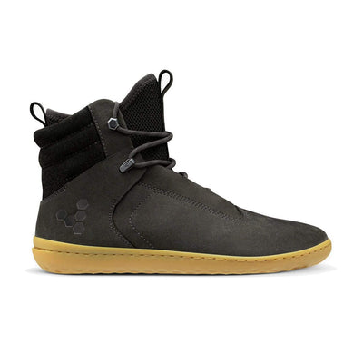 Vivobarefoot Kasana Winter Boot Womens Obsidian