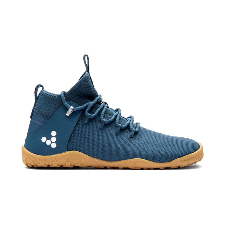 Vivobarefoot Magna Trail Womens Indian Teal Blue