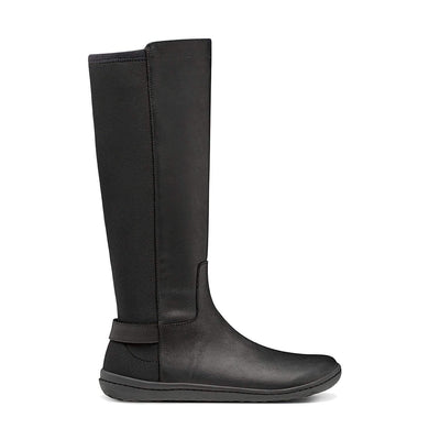 Vivobarefoot Ryder Womens Black Leather Boot