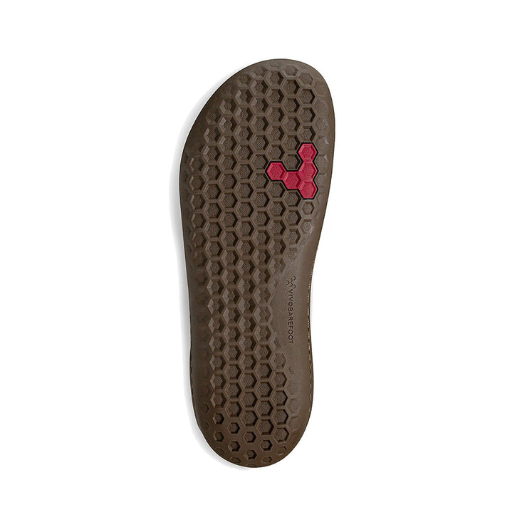 Womens - Vivobarefoot Ryder Womens Brown