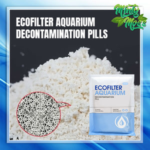 EcoFilter Aquarium Decontamination Pills
