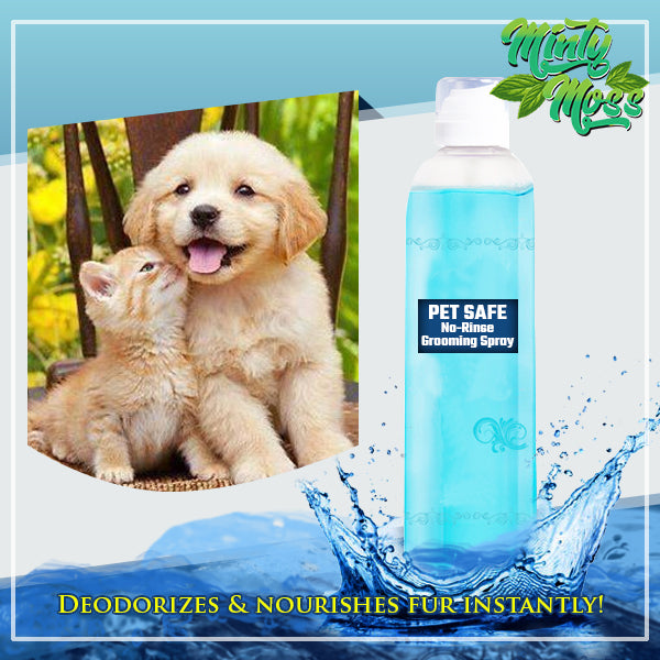 PetSAFE No-Rinse Grooming Spray