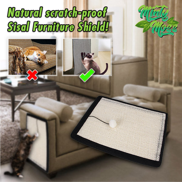 ClawProtect Sisal Kitty Scratch Pad