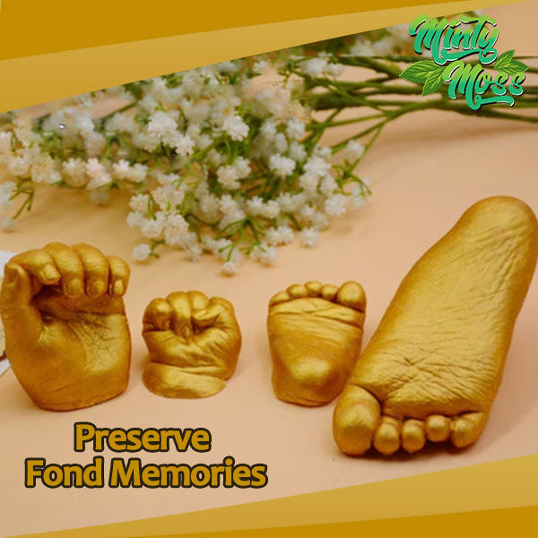 Precious Keepsake 3D Mini Casting Kit